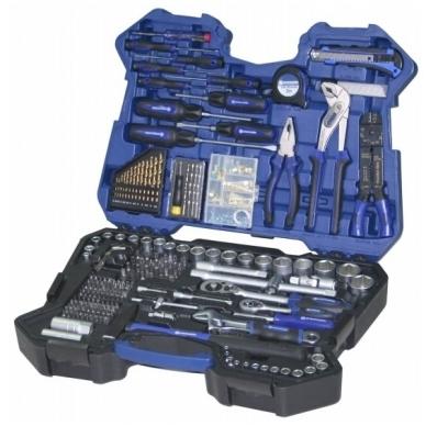 Įrankių rinkinys Hammerjack (303 vnt.)