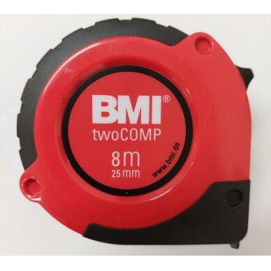 Ruletė BMI twoCOMP (8 m)
