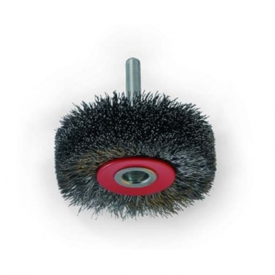 Apskritas šepetys su koteliu OSBORN (Ø 30x9 mm)