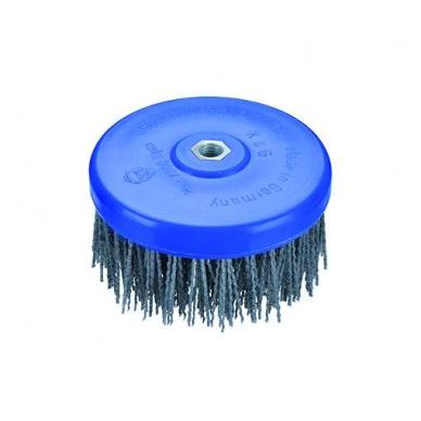 Šepetys su abrazyviniu nailonu OSBORN (Ø 130x70 mm) Novofil NN-S 46