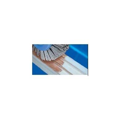 Šepetys su abrazyviniu nailonu OSBORN (Ø 130x70 mm) Novofil NN-S 80 2