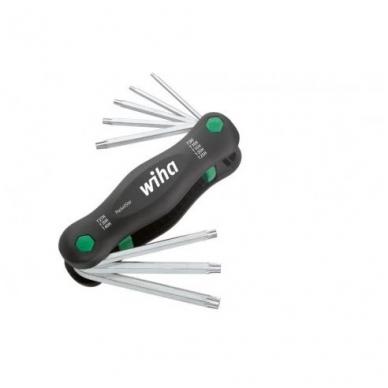 Šešiakampių raktų rinkinys WIHA PocketStar (8 vnt.)