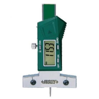 Skaitmininis gylio matuoklis Insize (0-25 mm)