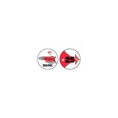Skersinio pjovimo replės WIHA Inomic VDE (160 mm) 2