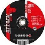 Šlifavimo diskas DRONCO ATTACK A30S T27 (150 x 6,0 x 22,23)