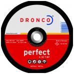 Šlifavimo diskas DRONCO A30T T27 (125 x 6,0 x 22,23)