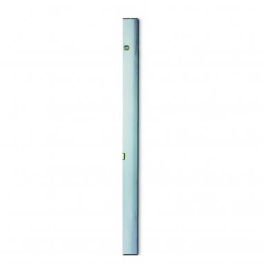 Stačiakampio formos aliuminio lyginimo profilis BMI (150 cm)