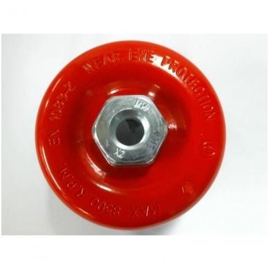 Taurės formos šepetys sukta viela OSBORN (Ø 100 mm; 0,50 mm) 3