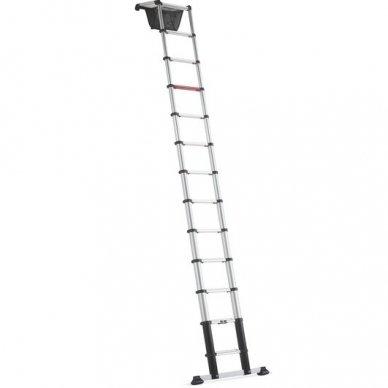 Teleskopinės kopėčios Smart Up Pro (13 pakopų)