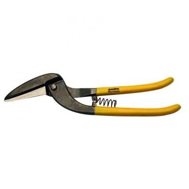 Žirklės skardai PADRE Pelican, su spyruokle, dešininės (300 mm)